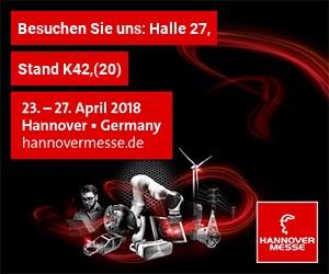 ADDINOL auf der Hannover Messe 2018