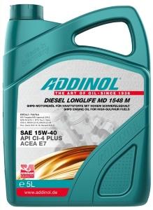 ADDINOL DIESEL LONGLIFE MD-1548-M
