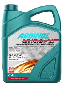 ADDINOL DIESEL LONGLIFE MD-1548