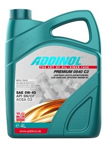 ADDINOL PREMIUM 0540 C3