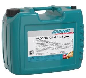 ADDINOL PROFESSIONAL 1030 CK-4