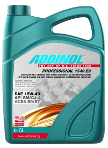 ADDINOL PROFESSIONAL 1540-E9