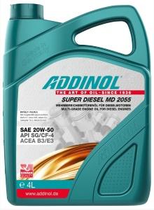 ADDINOL SUPER DIESEL MD 2055