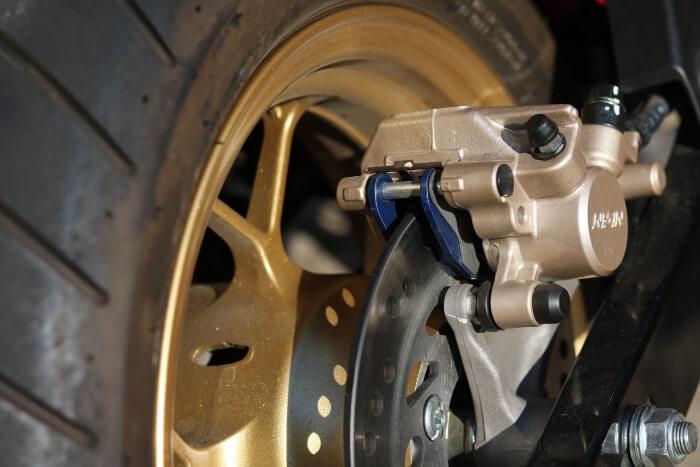 Bremssystem Motorrad