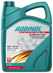 ADDINOL SUPER MV 1545