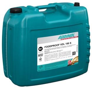 ADDINOL FoodProof VDL 150 S