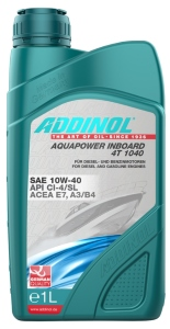 ADDINOL AQUAPOWER INBOARD 4T 1040
