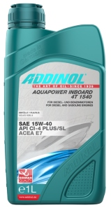 ADDINOL AQUAPOWER INBOARD 4T 1540