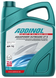 ADDINOL AQUAPOWER OUTBOARD 2T S