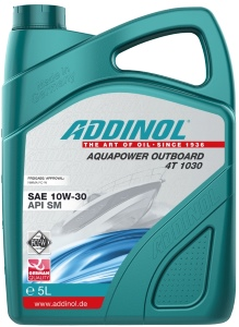 ADDINOL AQUAPOWER OUTBOARD 4T 1030