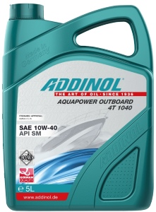 ADDINOL AQUAPOWER OUTBOARD 4T 1040