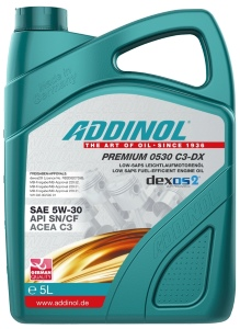 ADDINOL PREMIUM 0530 C3 DX
