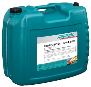 ADDINOL PROFESSIONAL 1040 E8/E11