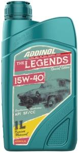 ADDINOL LEGENDS 15W-40