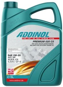 ADDINOL PREMIUM 020 C5